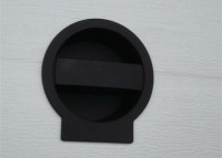 7 Alkatresz Kilincs Fekete